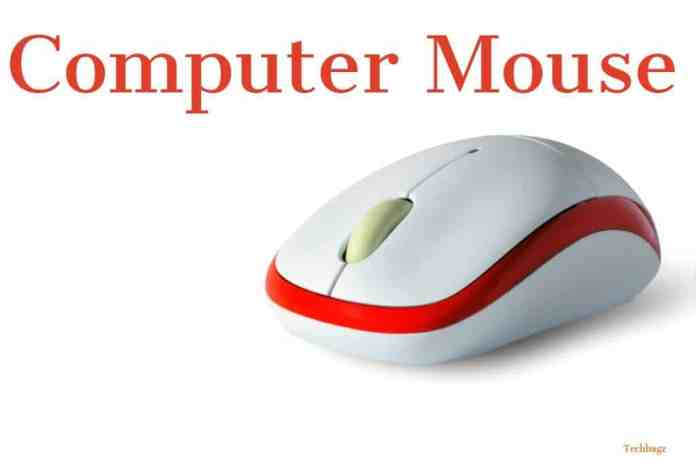 History And Use Of Computer Mouse