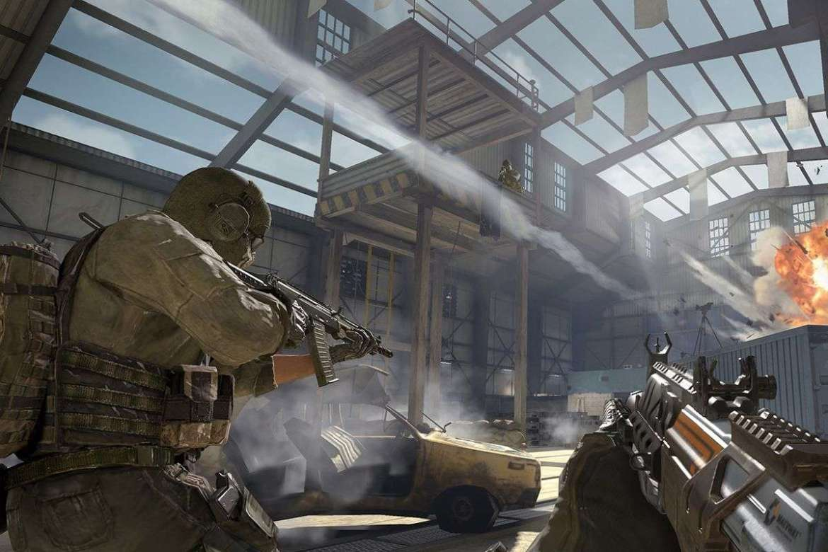 Call of Duty Mobile - Best Android Games
