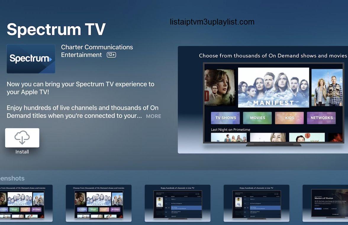 Spectrum TV App for PC Windows (10/8/7) Laptop Download   TechBaleno