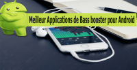 Meilleur Applications de Bass booster pour Android
