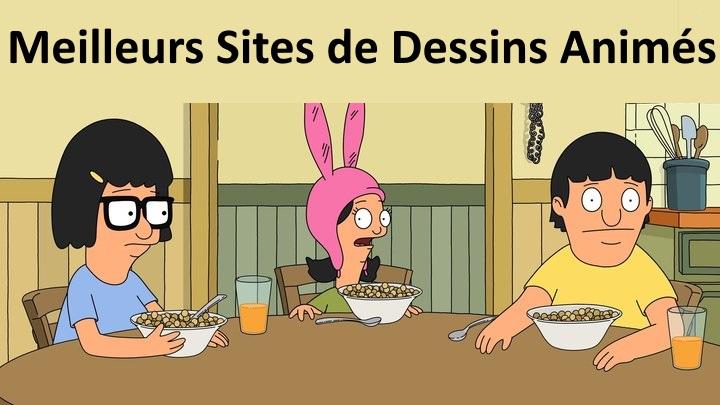 sites pour regarder des dessins animés