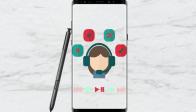 Faire une Conférence Téléphonique sur Samsung Galaxy Note 9