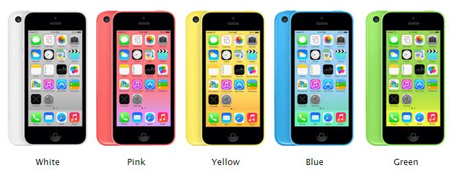 Iphone 5C _ Techbeasts