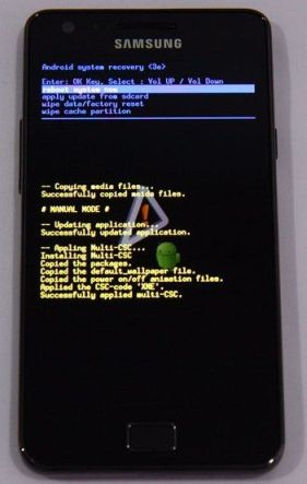 Samsung-S2-Recovery-Mode