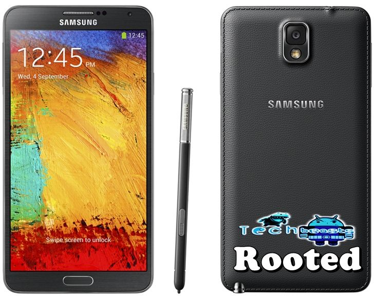 root samsung note