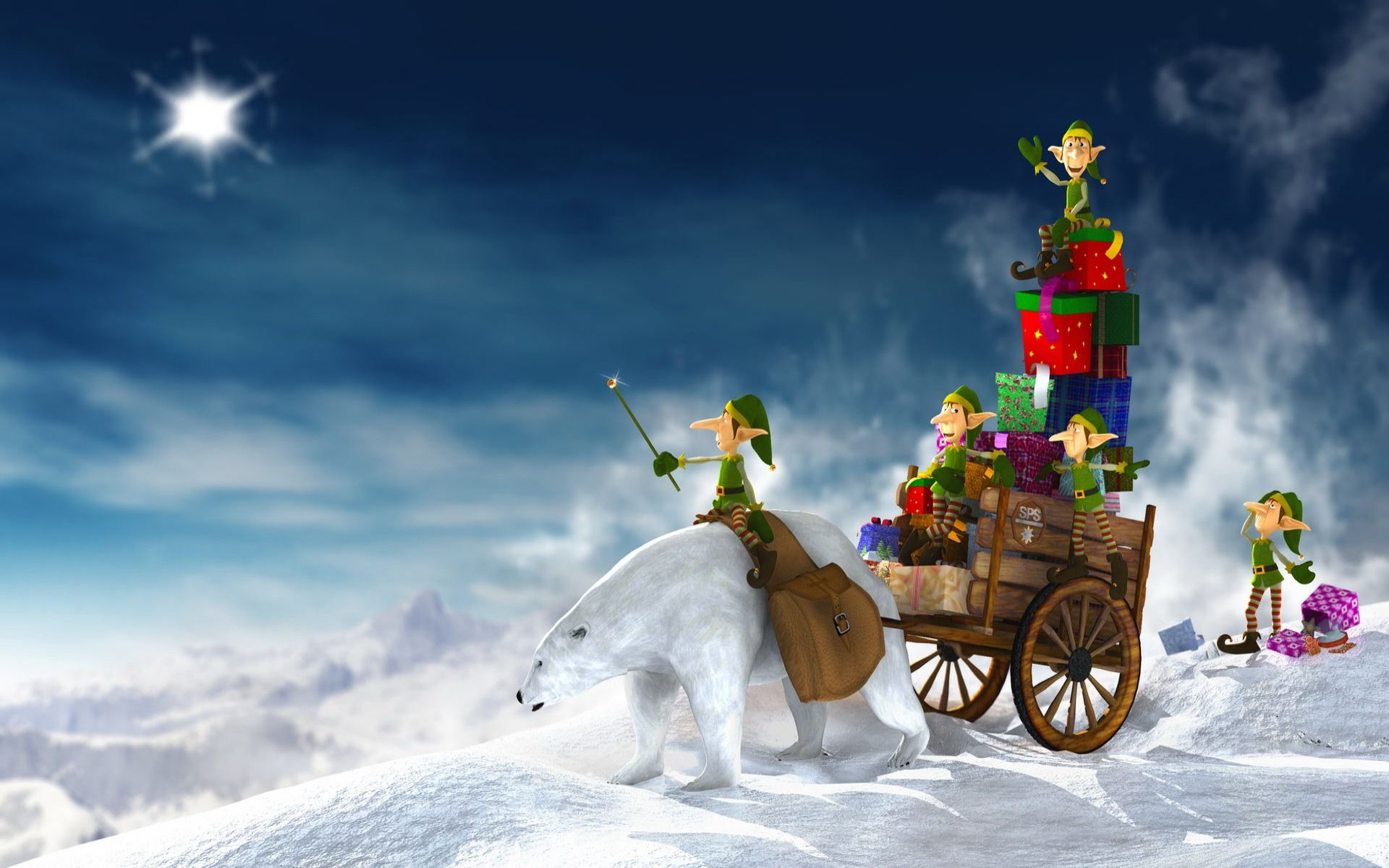 20 HD Christmas Wallpapers for Desktop Free - Download Here ...