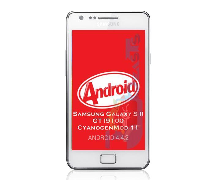Galaxy SII Android KitKat