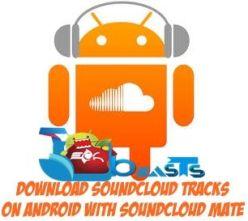 SoundCloud Downloader for Andorid