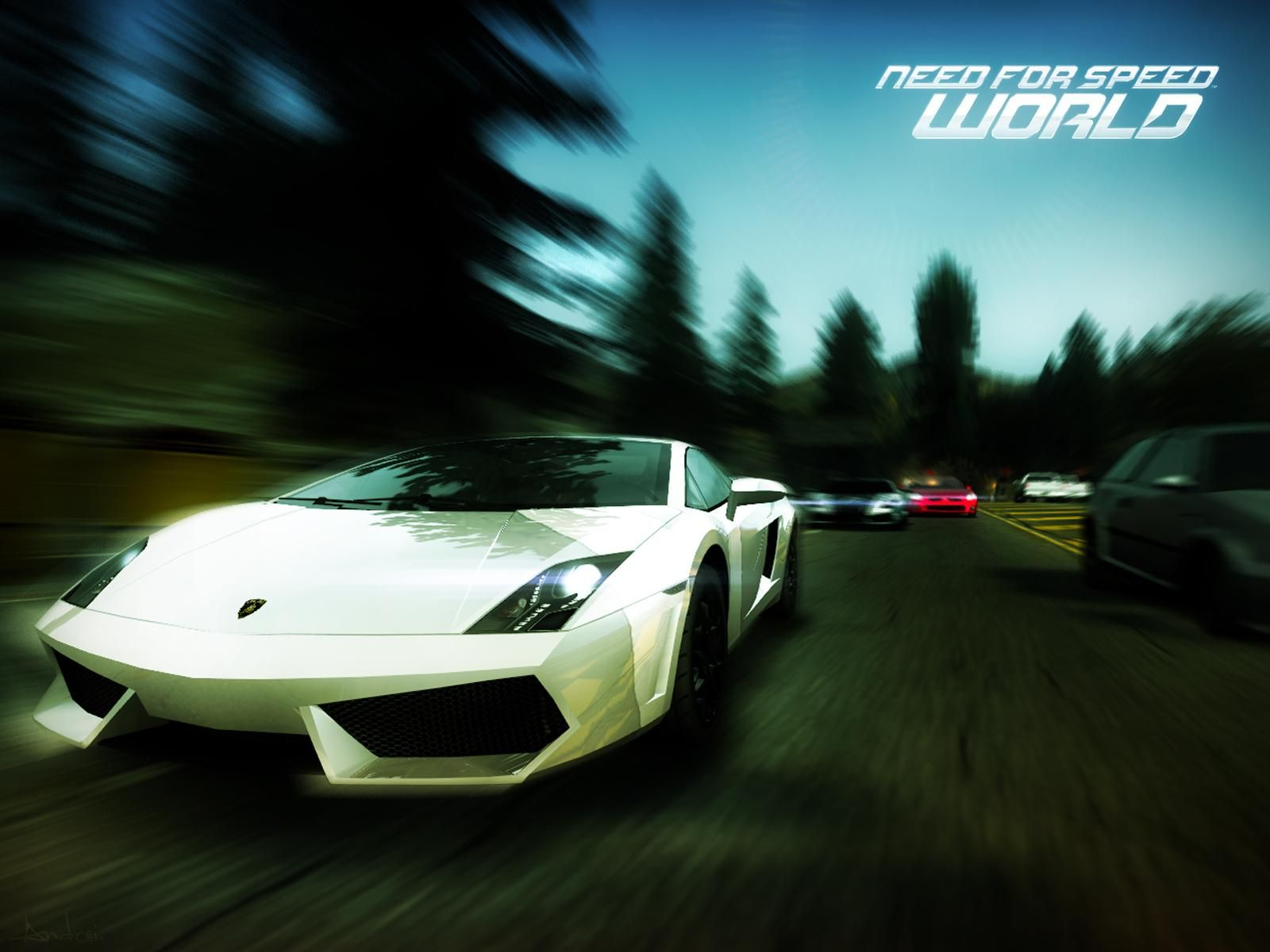 Need for speed world 2 wallpaper download here for Need for speed wallpaper