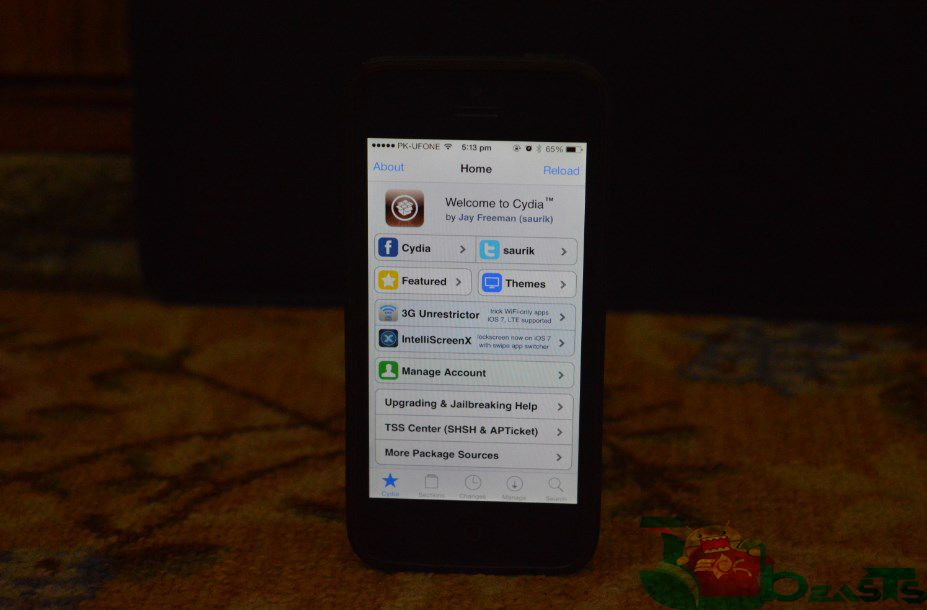 how to manually reset iphone 4