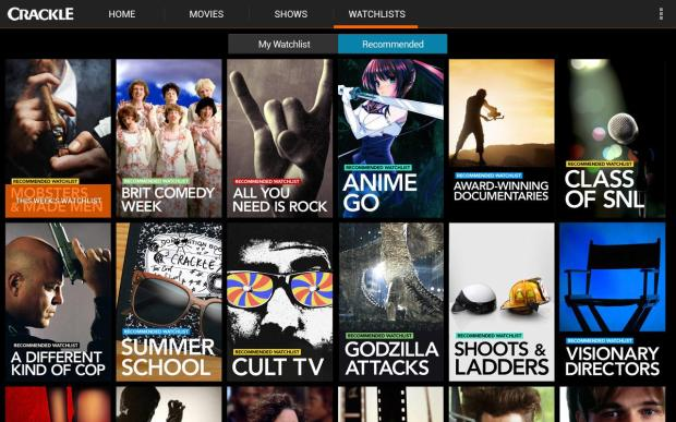 watch online movies on android