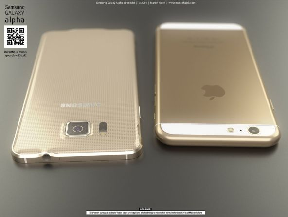 iPhone 6 vs Galaxy Alpha (3)