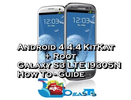 GT-I9305N-4GLTE-Android KitKat-Root