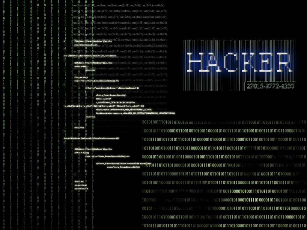 HD Hacker Wallpapers for Android and iOS Devices