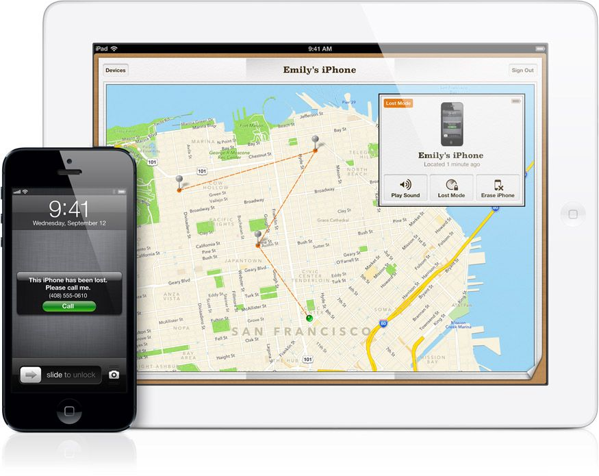 How to make Find My iPhone work on a dead battery running iOS 8