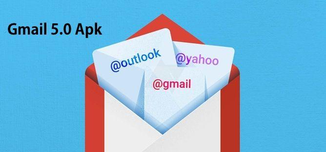 Gmail-5.0-apk