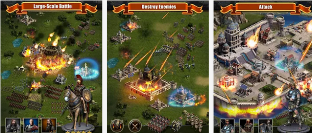 Clash of Kings for PC Download ( Windows 9,8.1,7,8 - Mac )