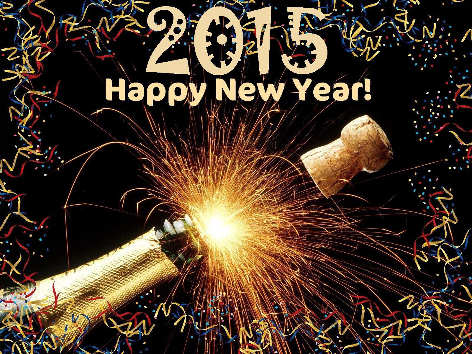 Best 3D Happy New Year Wallpapers