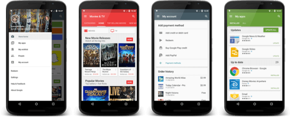 Google Play Store 5.1.11 Apk