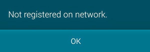 How to Fix Galaxy Exhibit (SGH-T599) Not Registered on Network Issue