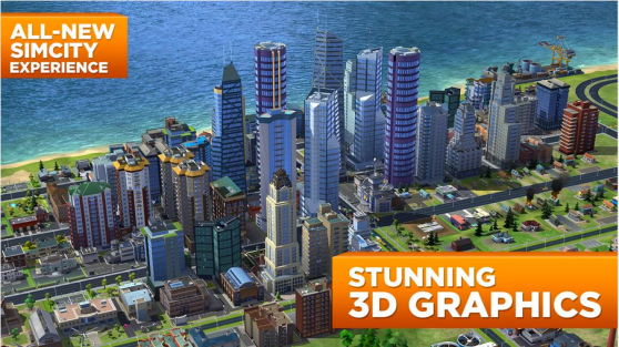 SimCity BuildIt for PC Download