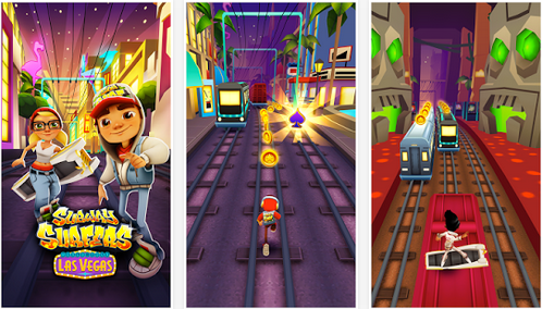 Subway Surfers Las Vegas Hack