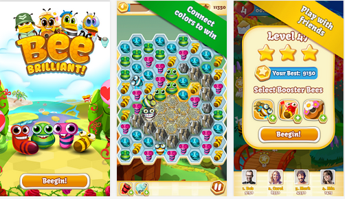Bee Brilliant for Pc Download
