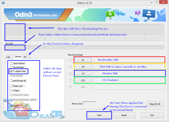 Download Latest Odin3 v3 10 6