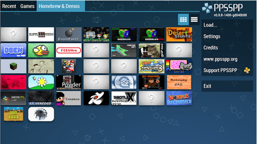 Download PPSSPP - PSP emulator v 1.0 Apk for Android