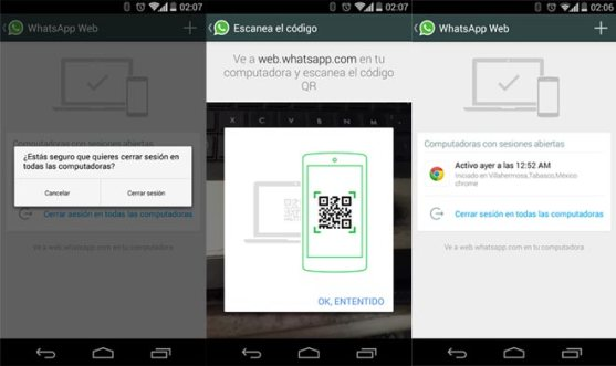 How to Enable WhatsApp Web Client on iOS