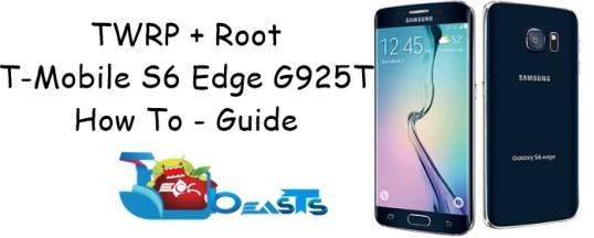 T Mobile S6 Edge TWRP
