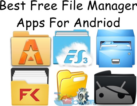Best Free File Manager Apps For Android 2018
