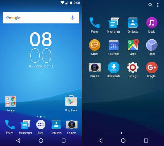 Install Android Marshmallow Concept ROM On Xperia Z3, Xperia
