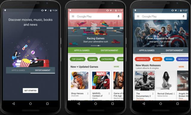 Google Play Store 6.0.00