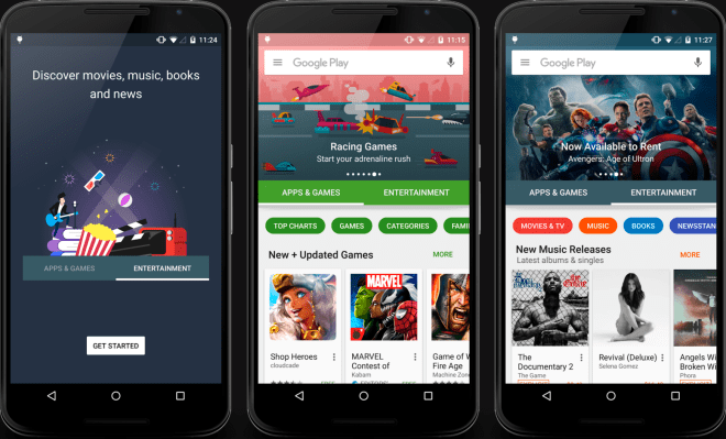 Google Play Store 6.0.00