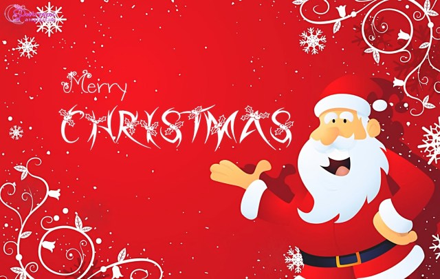 merry christmas wishes card santa claus christmas hd - Merry Christmas Wallpapers