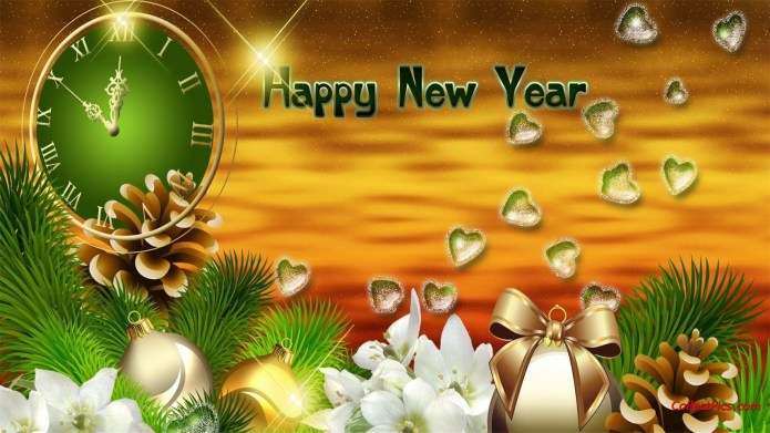 happy new year wallpaper 2015
