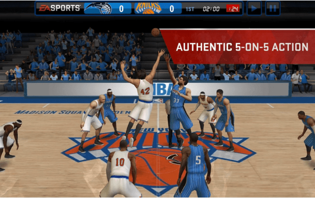 NBA LIVE Mobile 1.0.6 APK
