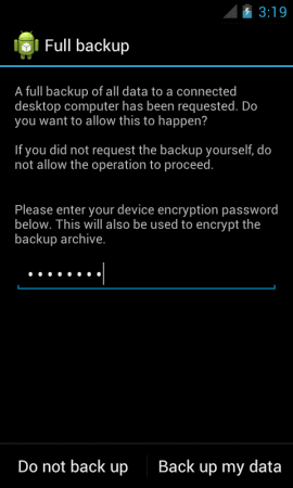 Backup Your Entire Android Device to PC