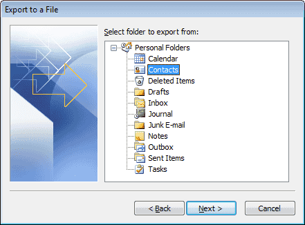 How To Import Outlook Contacts Into Windows Live Mail