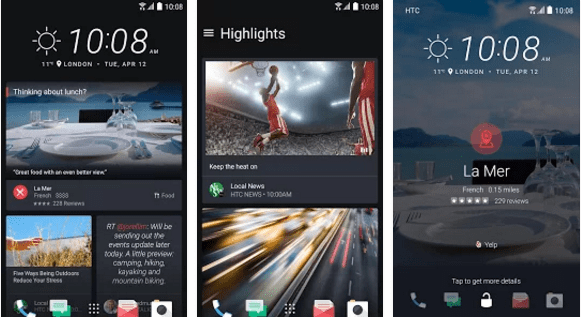 HTC Sense Home 8.01.775526 beta Apk