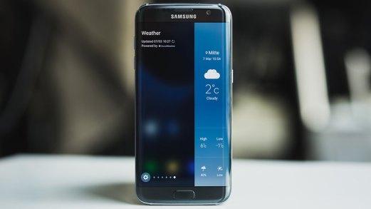 fix Samsung Galaxy S7 Edge black screen of death