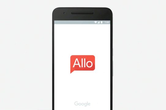 block number on Google Allo