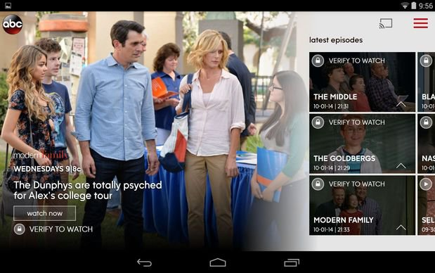 Android Apps for Watching Free TV