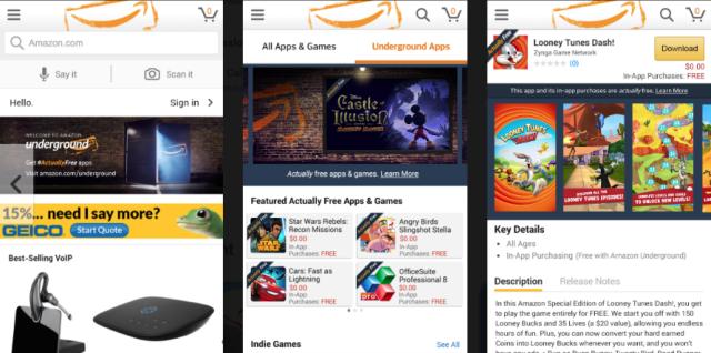 Amazon Underground for PC