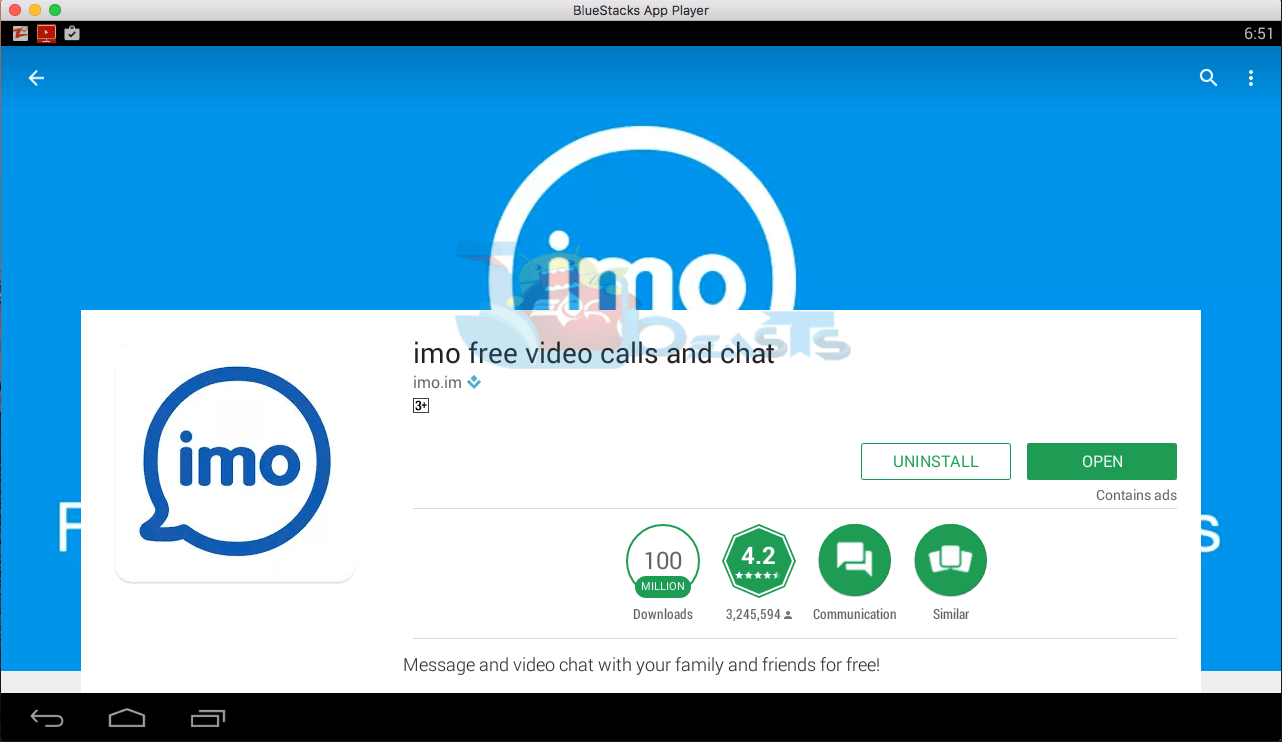 imo apps download