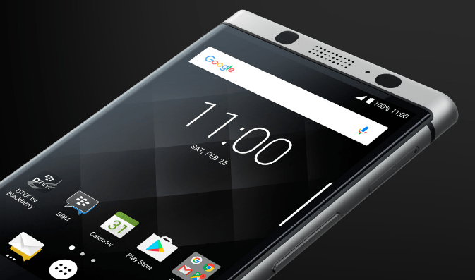 BlackBerry KEYone making its ways to US, gets certified by the FCC