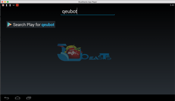 qeuBot for PC