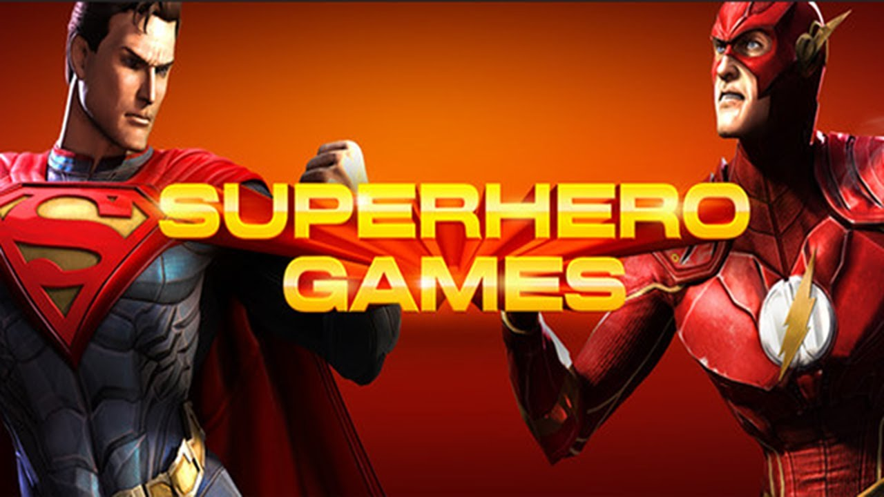 Best Super Hero Games You Can Play Right Now