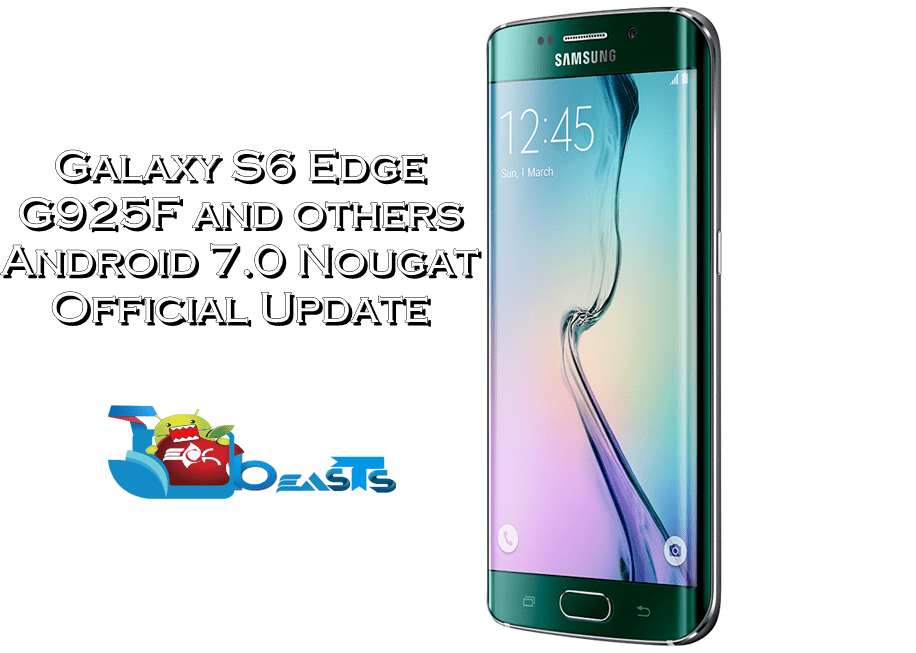 Android 7 Update S6 Edge
